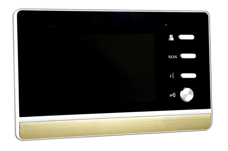 Handfree audio phone</br>RAR453-HL