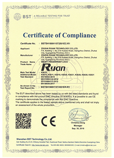 CE C<span>ertificate</span>