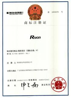 <span>Trademark Certificate</span>